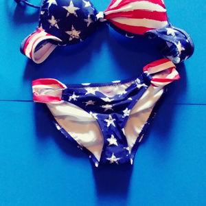 Bikini USA, new w/o tags, size XS